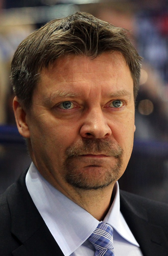 Jukka Jalonen, tyytyväinen mies.