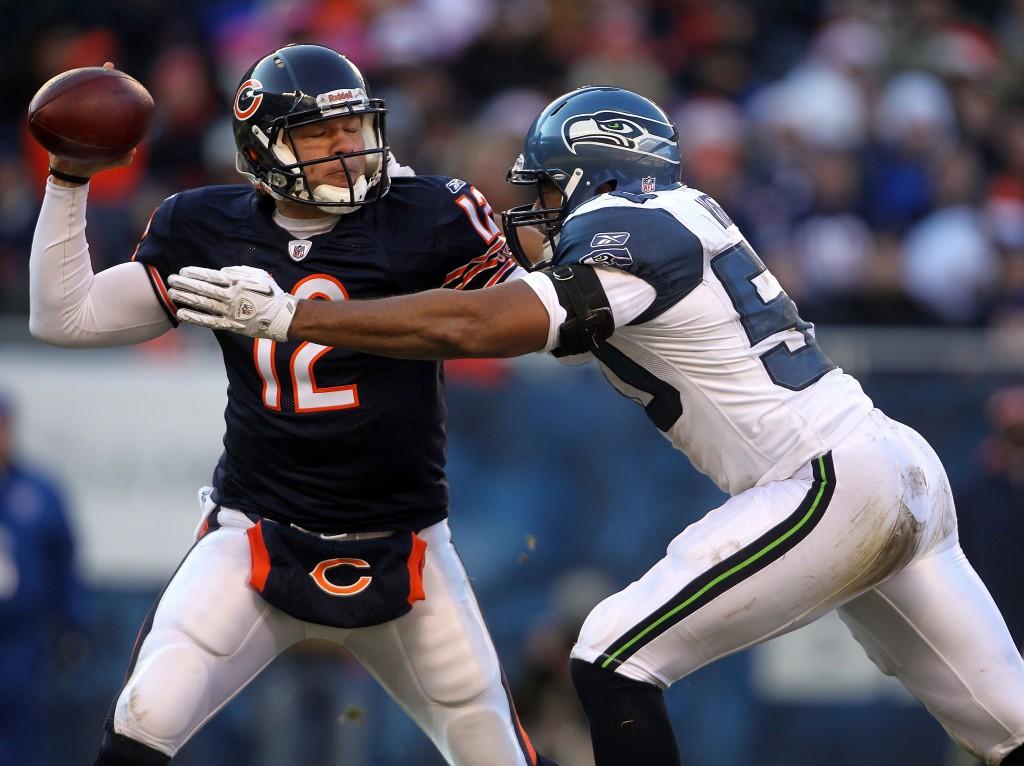 NFL 2011 - Seahawks Defeat Bears 38-14