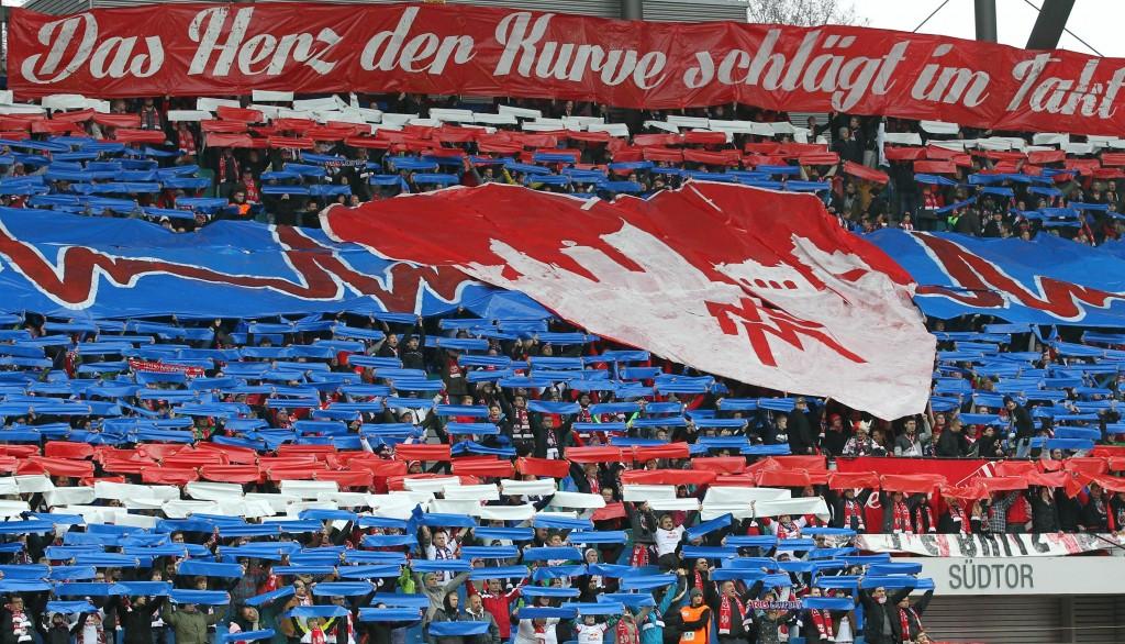3. Bundesligassa pelaava RB Leipzigin stadion vetää 44,000 katsojaa ja meno on varsin asiallista (Getty Images)