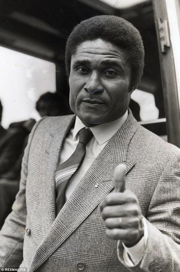 Eusebio Wembleyllä 1968, pelimies myös kentän ulkopuolella