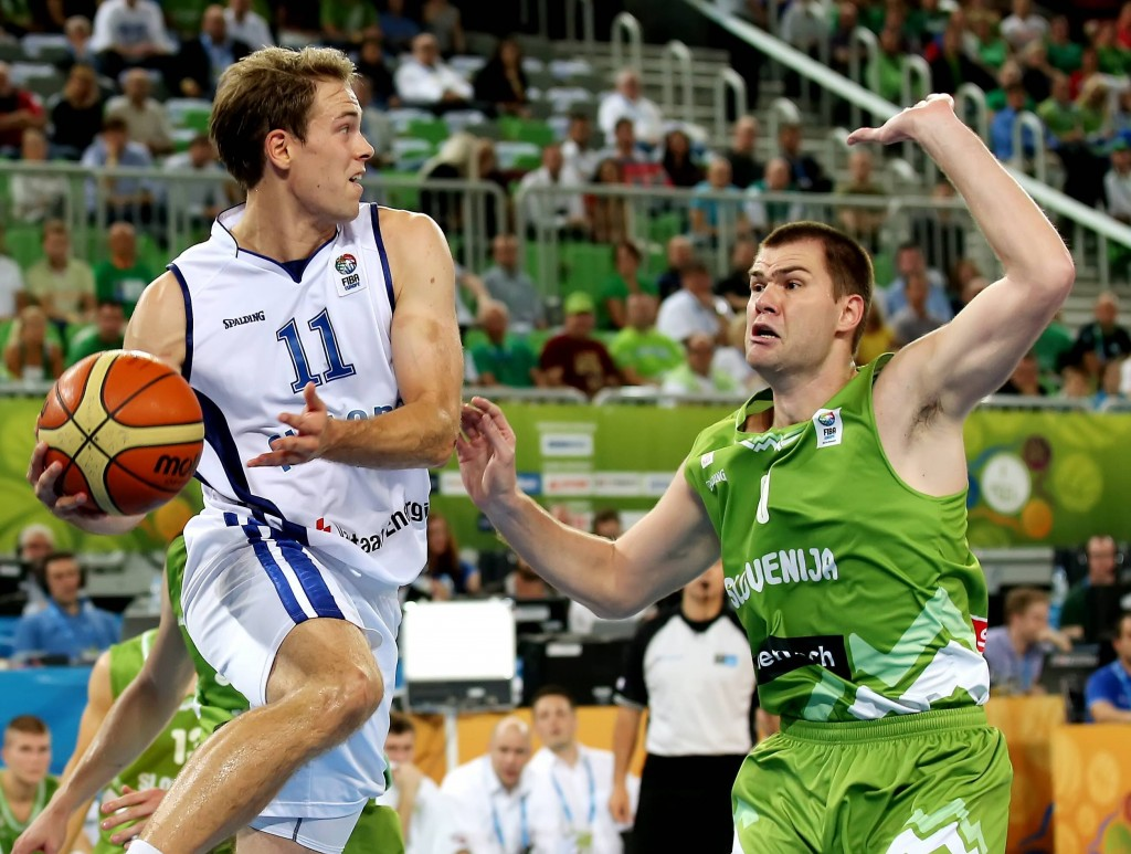 Petteri Koponen on valmis haastamaan ja johtamaan MM-kisoissa (All over press)
