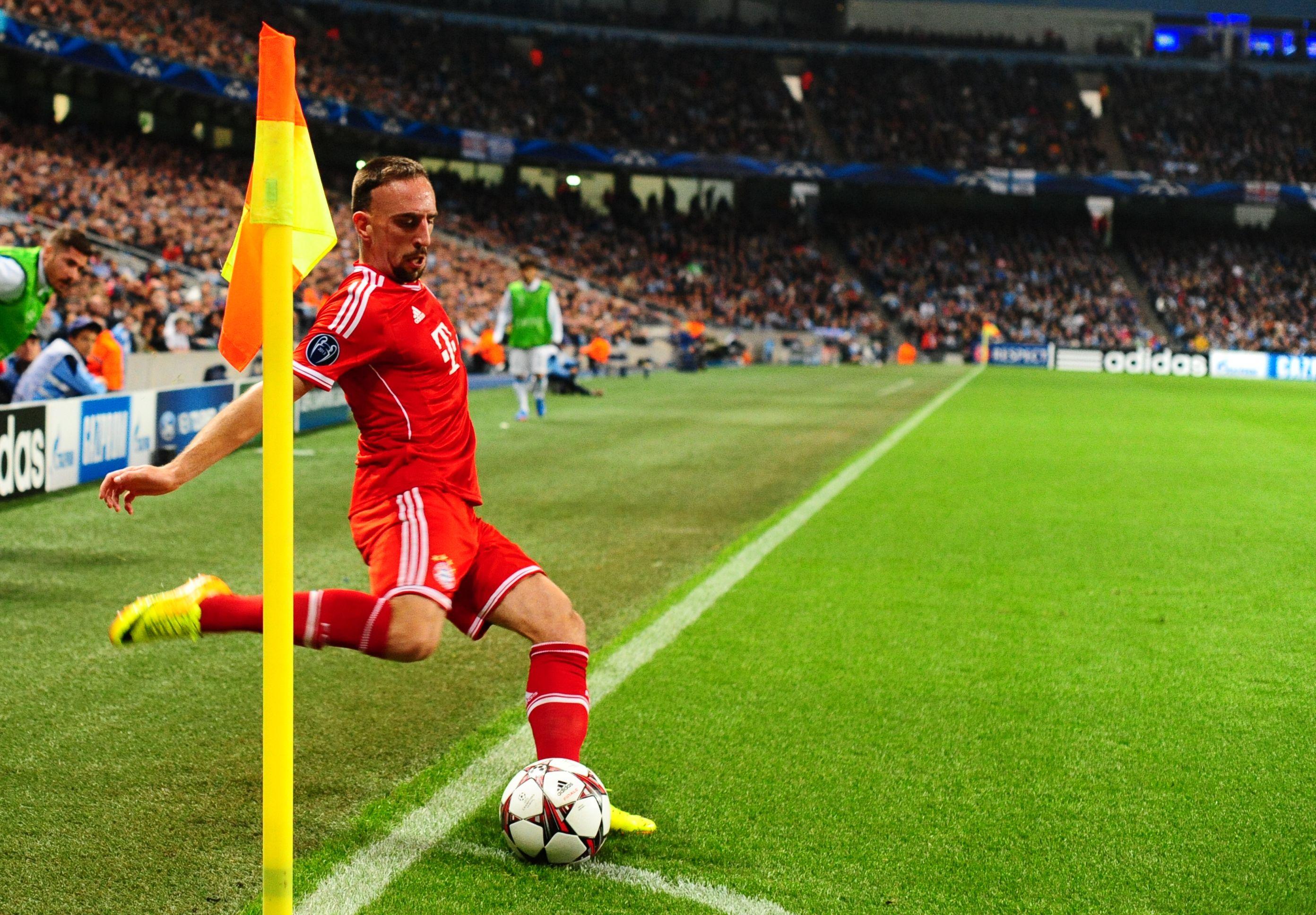 Kuinka pahasti Riberyn poissaolo näkyy Bayernin pelissä? (All Over Press)