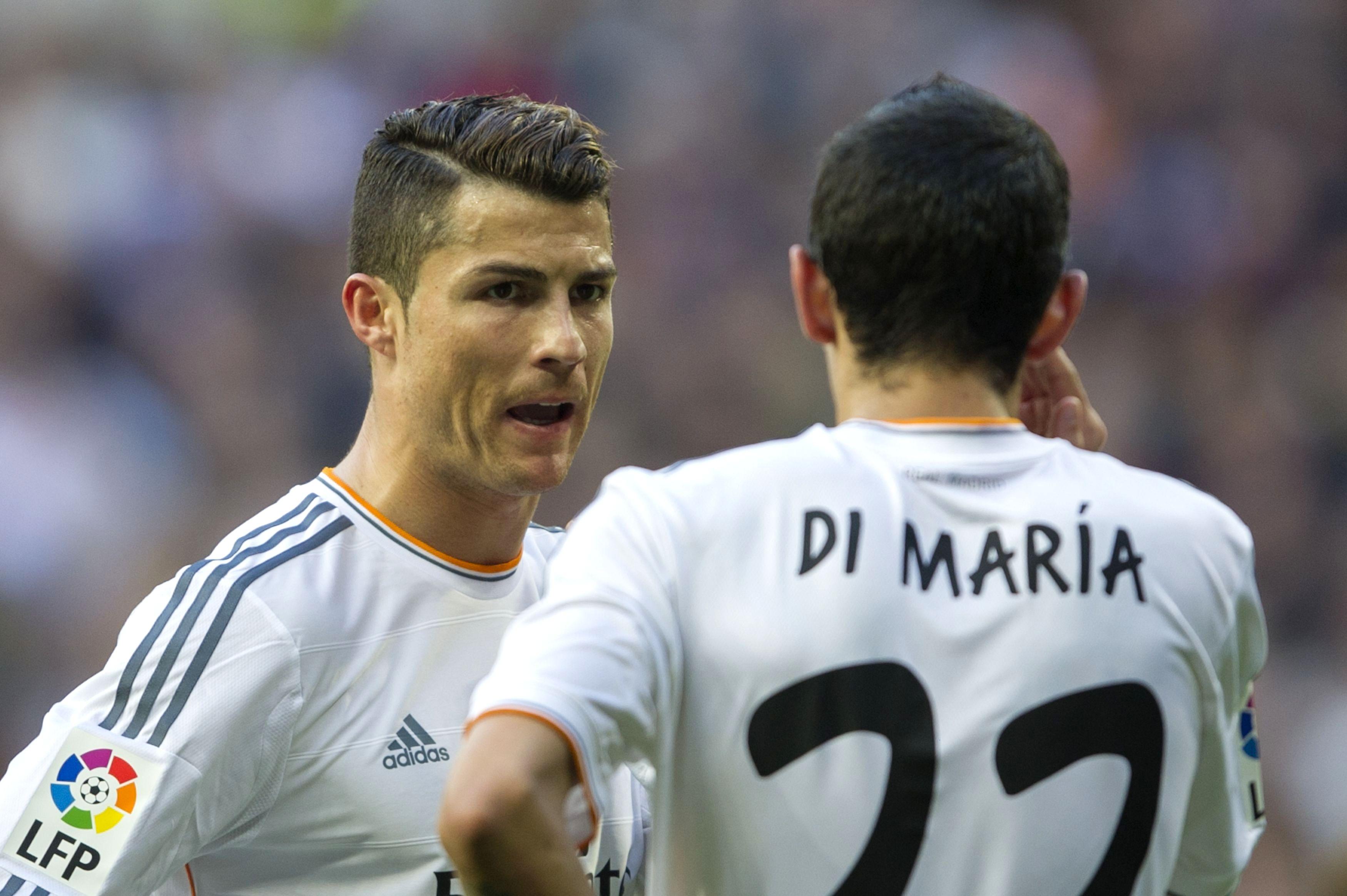 Di Mariaa on kaavailtu loukkaantumisesta kärsivän Balen paikkaajaksi avaukseen (All Over Press)
