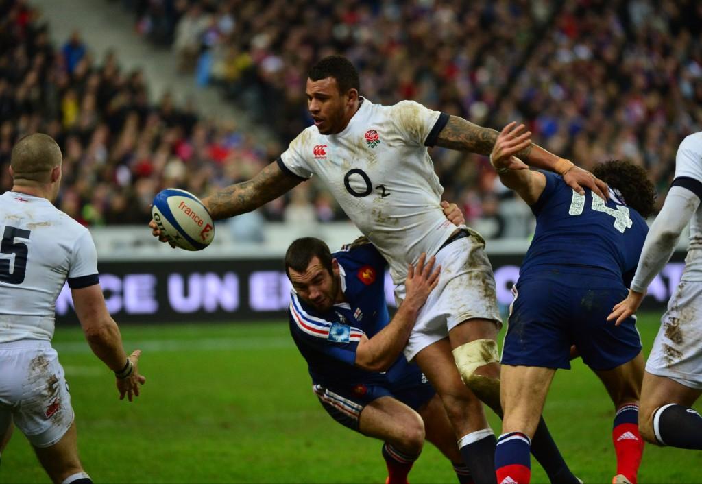 Ranskan ja Englannin avausmatsi päättyi tiukkaan  26-24 Ranskan voittoon (All over press)