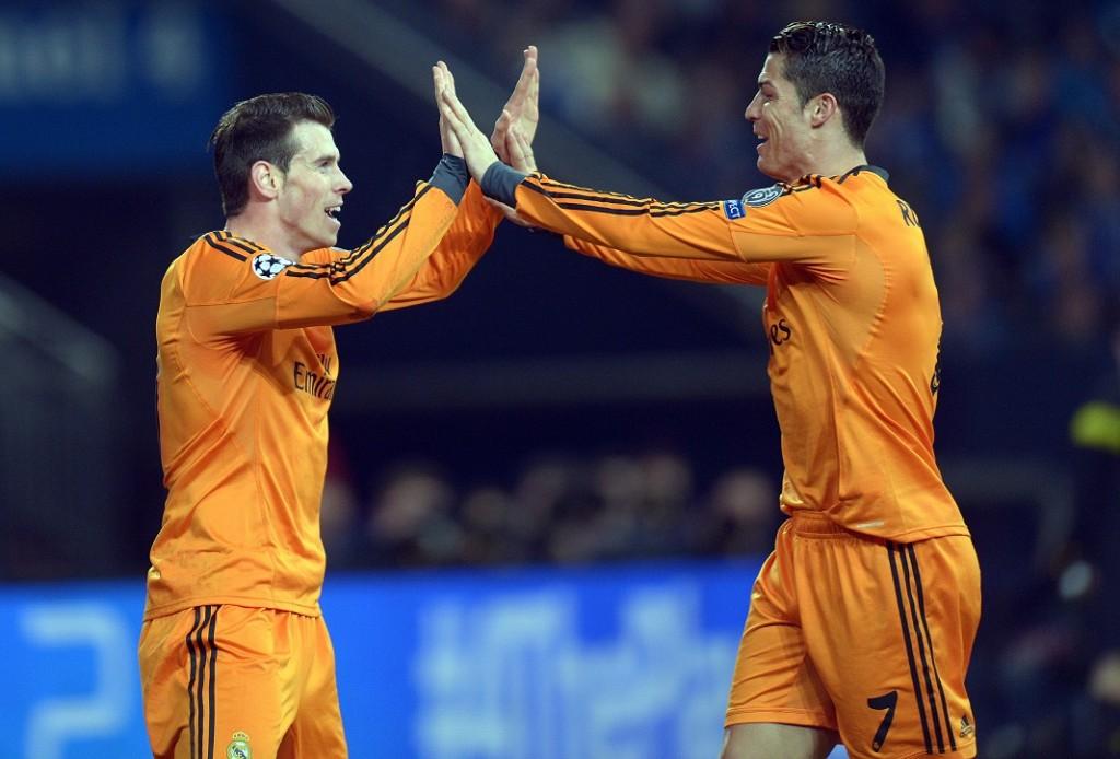 FC Schalke 04 vs Real Madrid