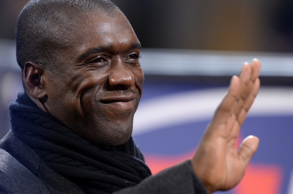 Clarence Seedorf on tottunut voittamaan (Getty Images)