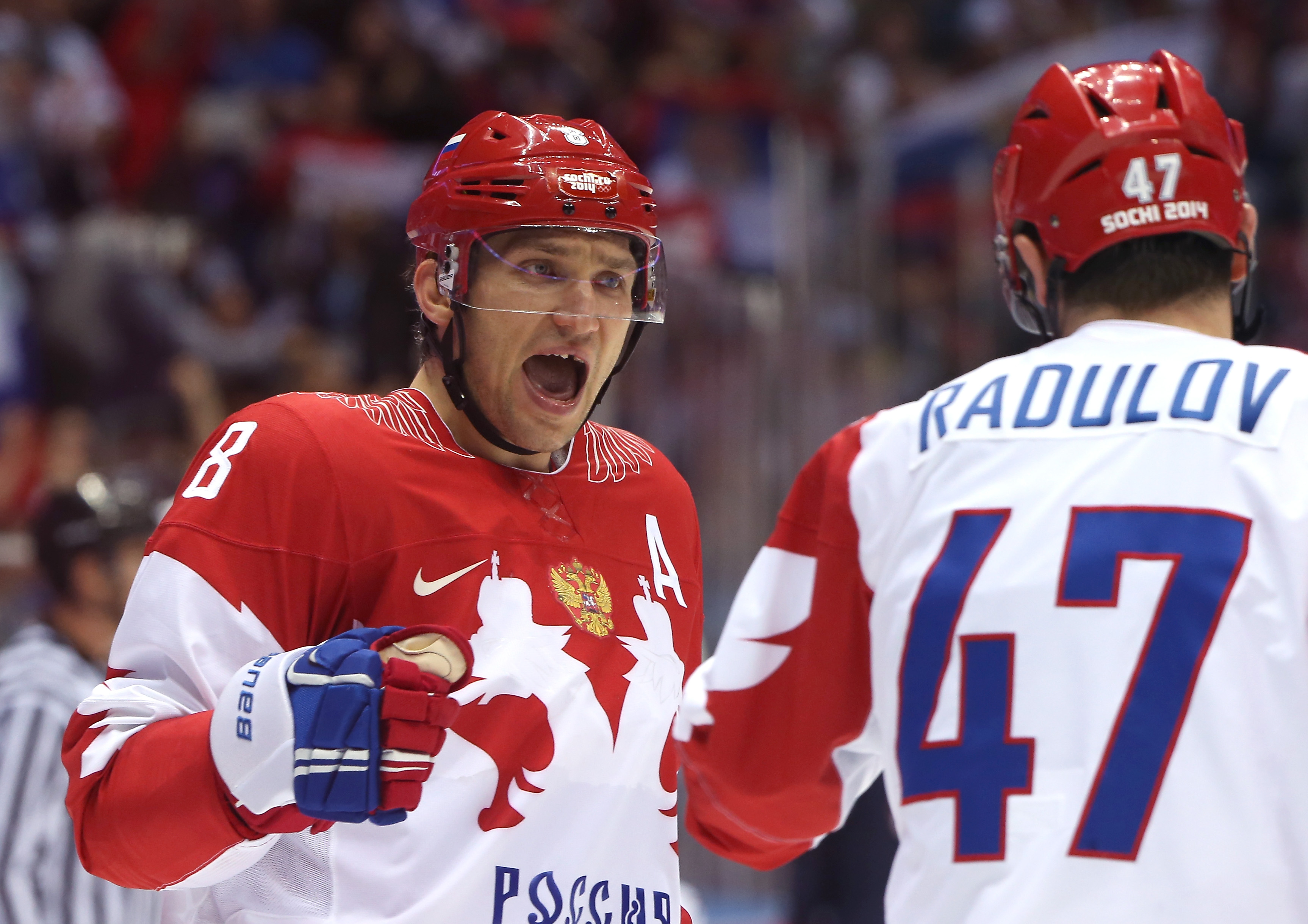 Venäjän turnaus ei ole sujunut odotuksia vastaavasti (Getty)