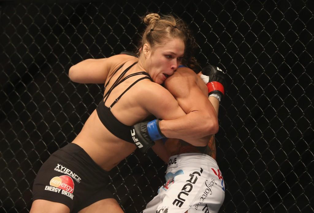 UFC 157: Rousey v Carmouche
