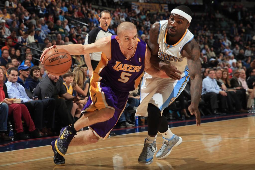 Steve Blake tulee olemaan tärkeä pelaaja Golden Statelle (Getty Images)