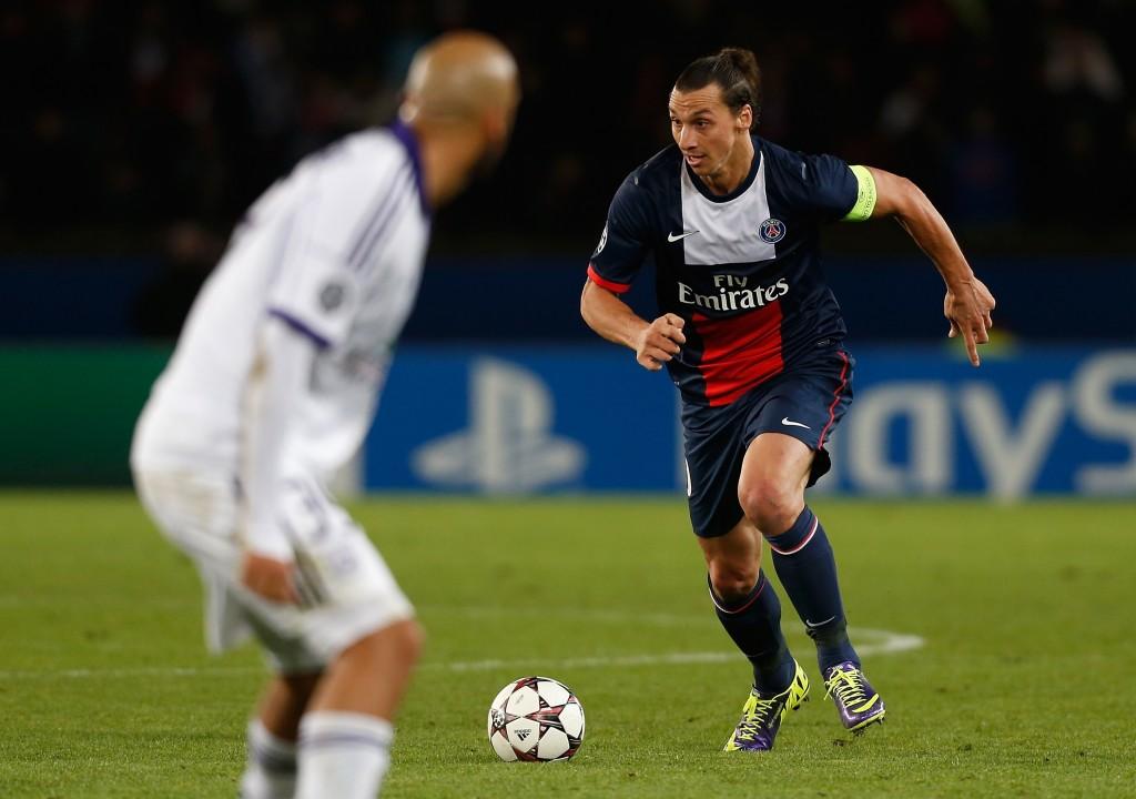 PSG on matkalla kohti maailman kärkeä ja Zlatan on sen kärjen terävin osa.