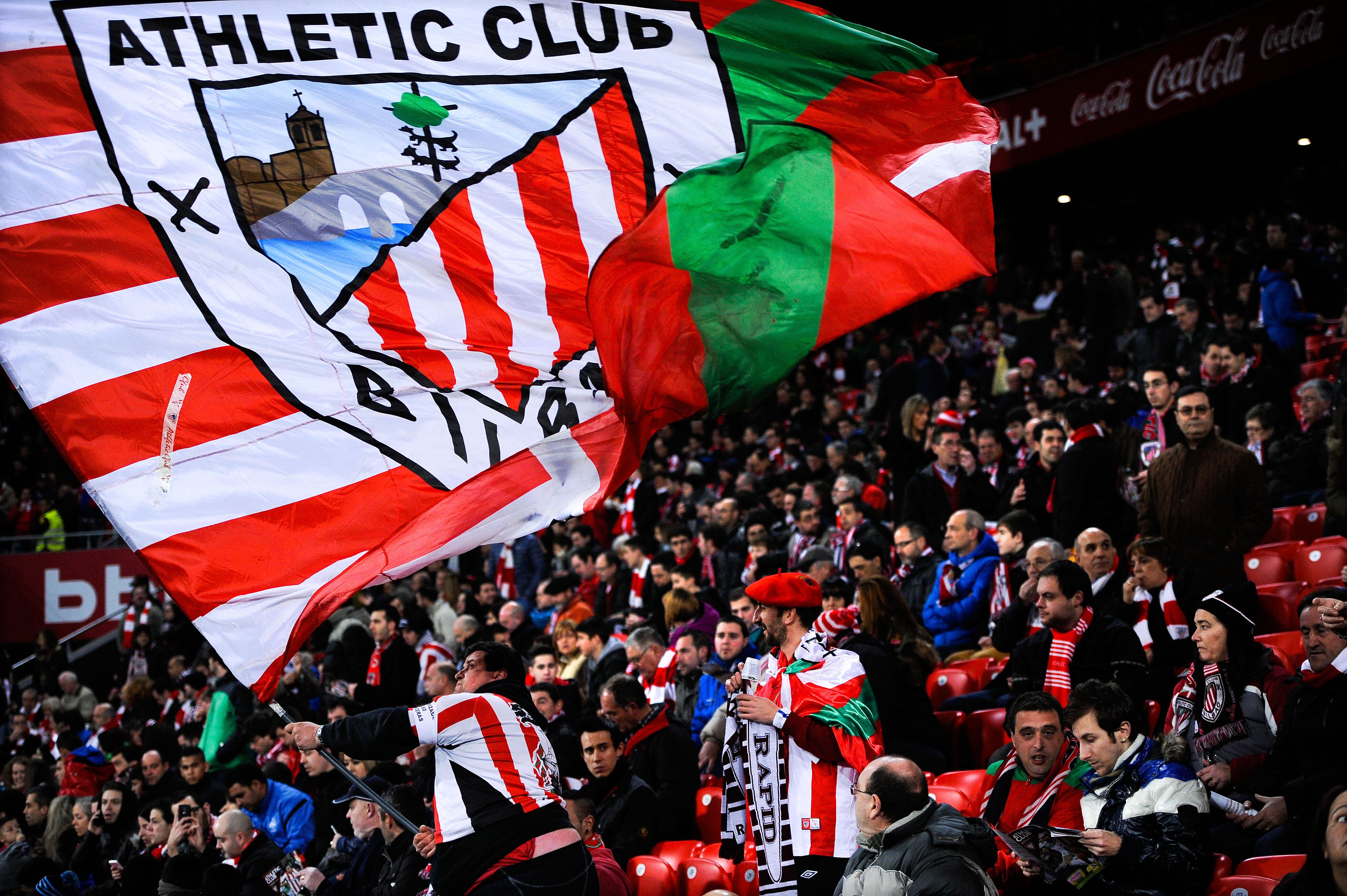 Lauantaina Atlético Madrid matkaa fanaattisen kotiyleisönsä edessä pelaavan Athletico Bilbaon vieraaksi legendaariselle San Mamesille (Getty)