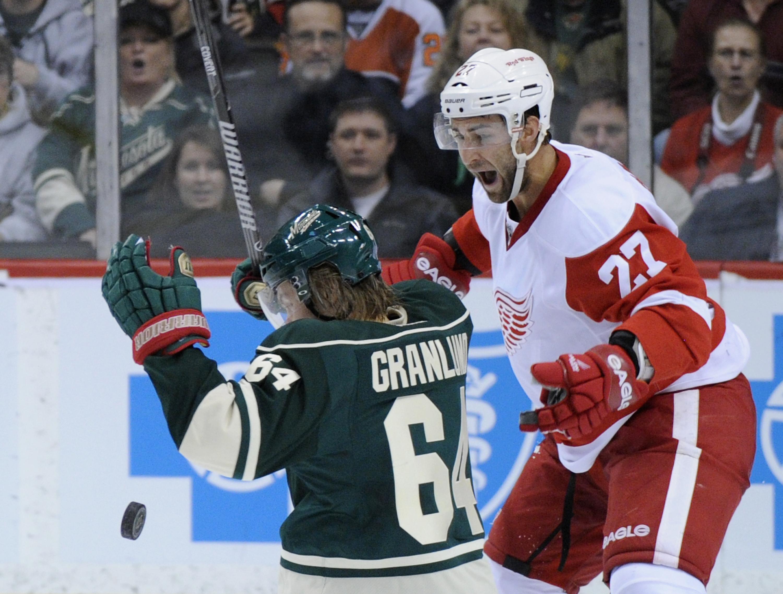 Mikael Granlund on noussut Minnesotan ykkössentteriksi (Getty)