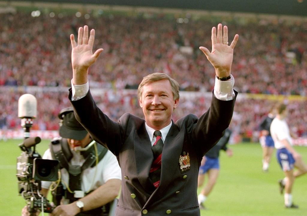 Alex Ferguson aloitti ManUn rakentamisen kauan sitten (Getty Images)
