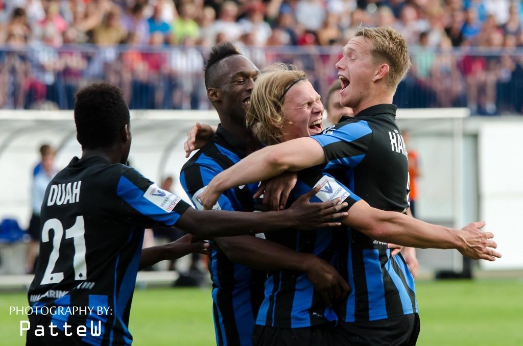 Interin puolustus on juhlimisen arvoista tällä kaudella (Patric Westerlund)
