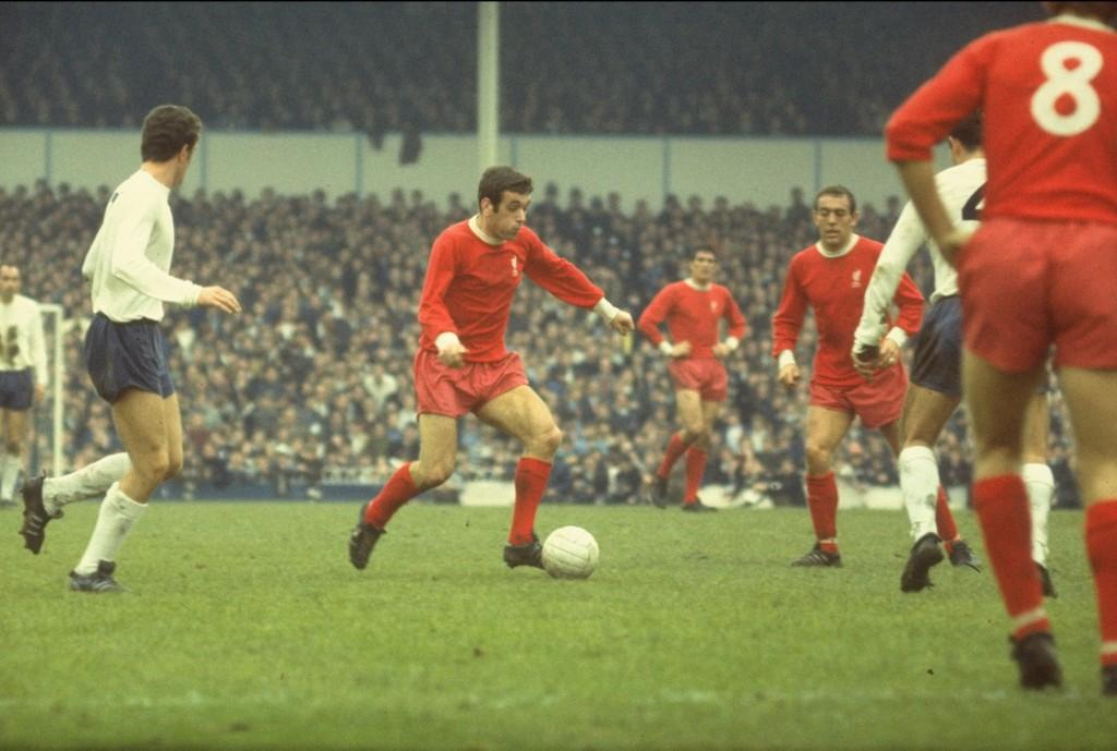 Liverpool näytti 1967 ihan samalta kuin nyt, paitsi että pelaajat olivat brittejä (Gett Images)