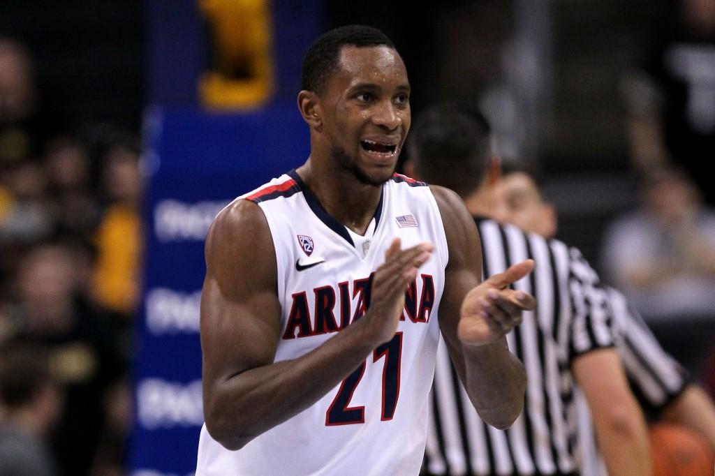 Arizonan kasvatti Kyle Fogg pelasi viime kauden NBA:n valmistelevassa liigassa (Getty Images)
