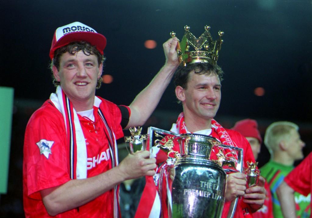 Manchester United oli kovin joukkue Valioliigassa, joka pelasi omilla säännöillään (Getty Images)