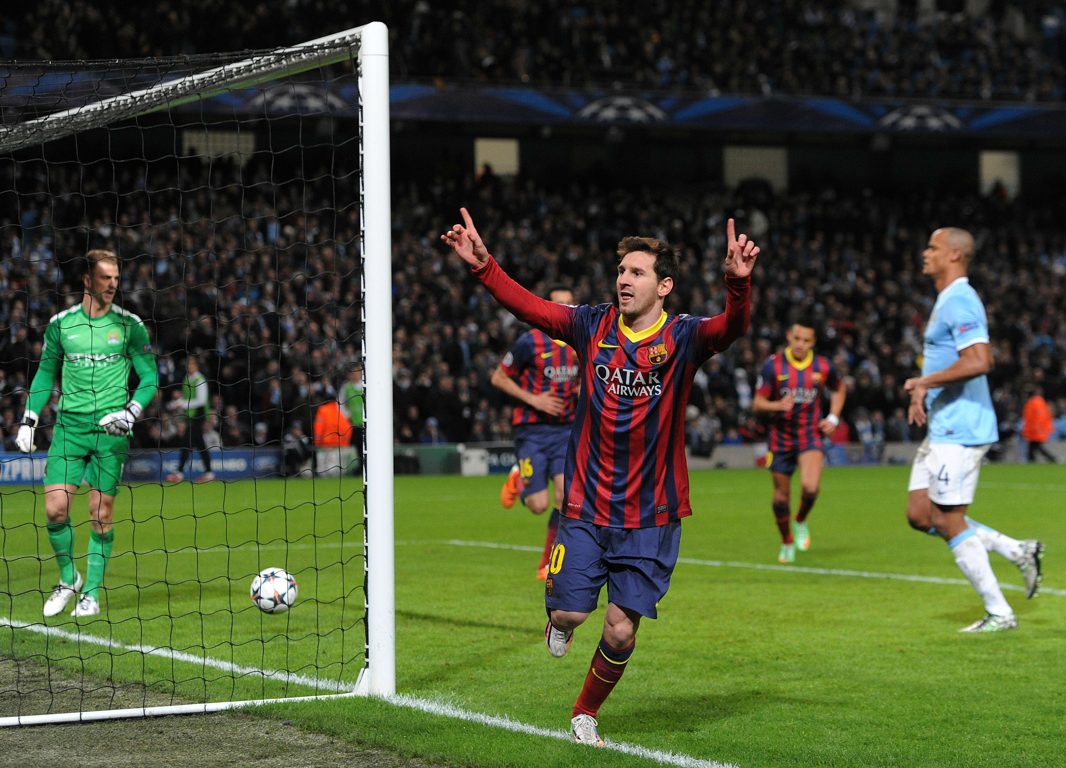 Barcelona vei avausottelun 0-2 (All Over Press)