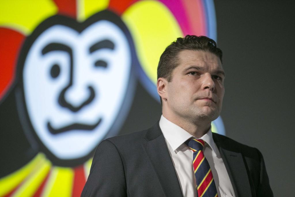 Sportiin siirtyvä Tomek Valtonen antoi tylyn lopetuksen Jokereille (All over press)