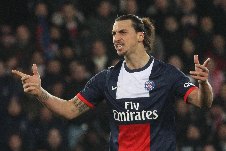 Zlatan on ollut pysäyttämätön tällä kaudella (All Over Press)