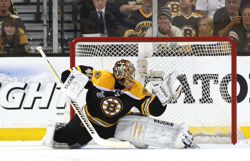 It's Tuukka Time In Boston (Getty)