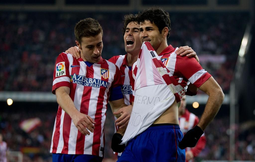 Pitääkö Atléticon johto loppuun? (Getty)
