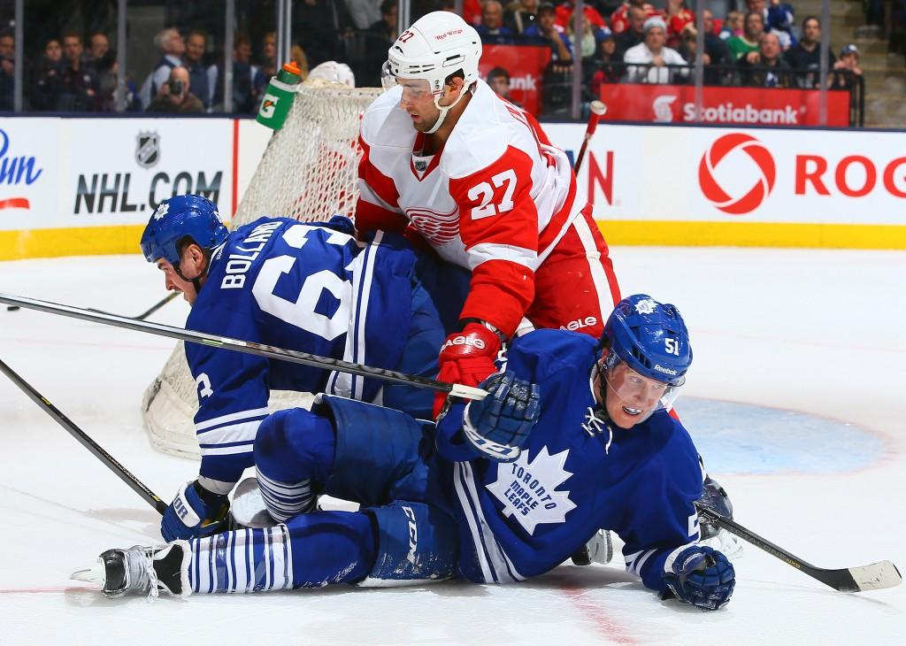 Maple Leafsin mahdollisuudet pudotuspelipaikkaan alkavat näyttää heikoilta. (Getty)