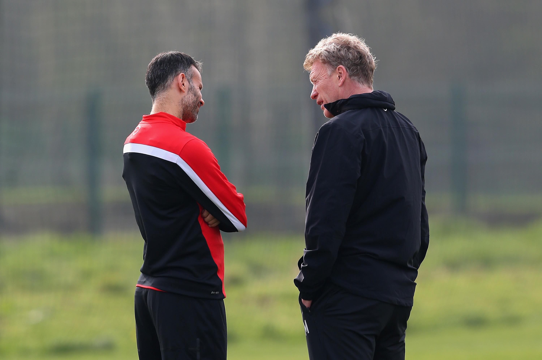 Kumpi näistä herroista on todellisuudessa Manchester Unitedin johtaja (Getty)