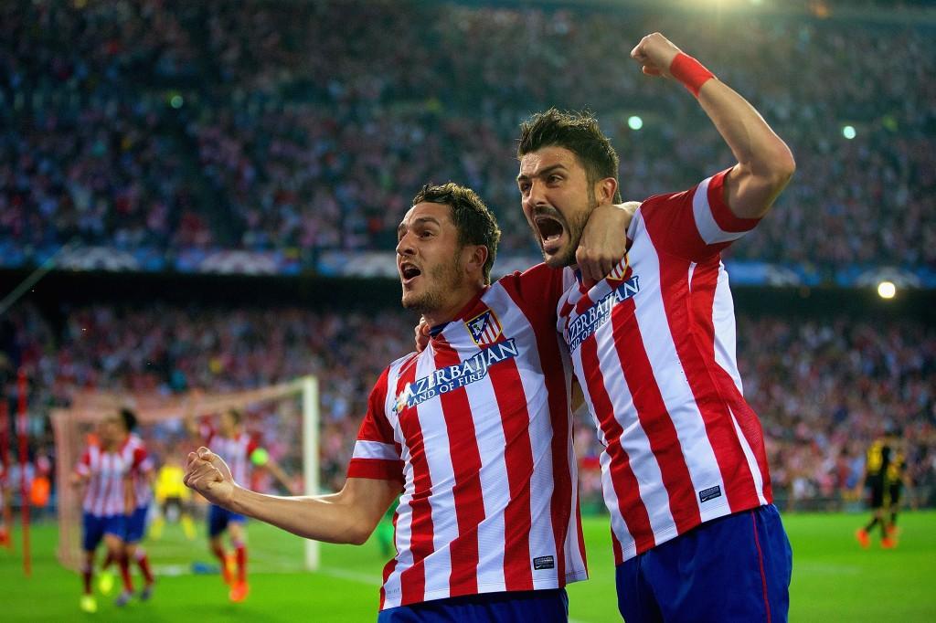 Atlético Madridin itseluottamus on korkealla (Getty)