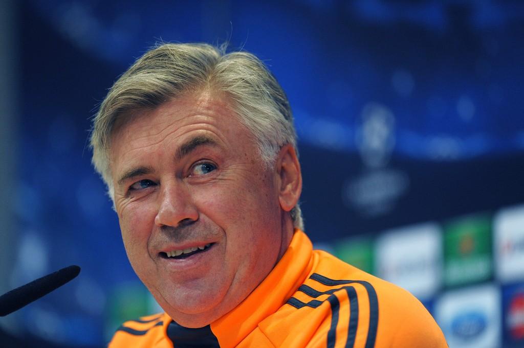 Carlo Ancelotti ei ole hävinnyt Bayern Münchenille (Getty)