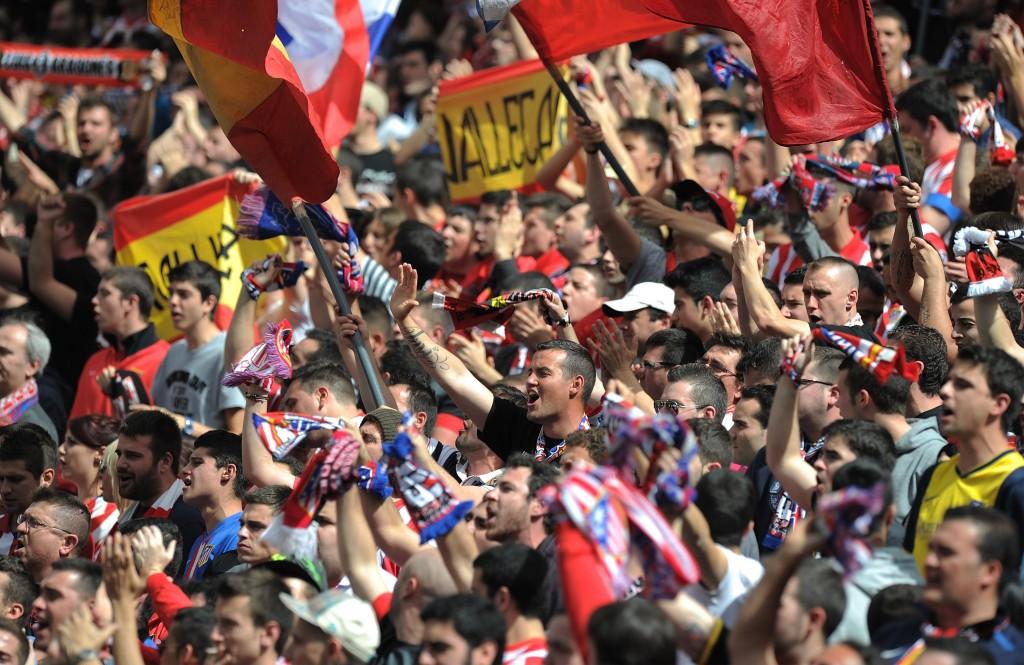 Isä-Pedron ei tarvitse enää selitellä, miksi kannattaa Atleticoa (Getty Images)