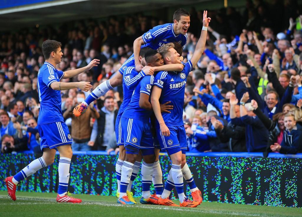 Pystyykö Chelsea pysäyttämään Zlatanin? (Getty Images)