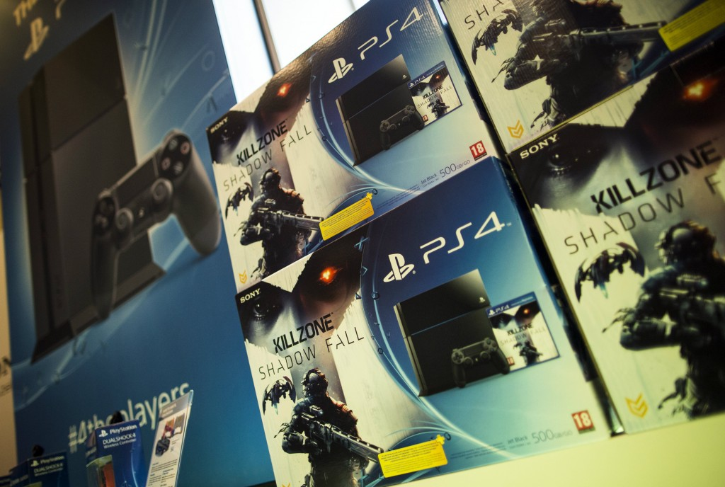 Jäikö Playstation 4 jouluna saamatta (Alloverpress)