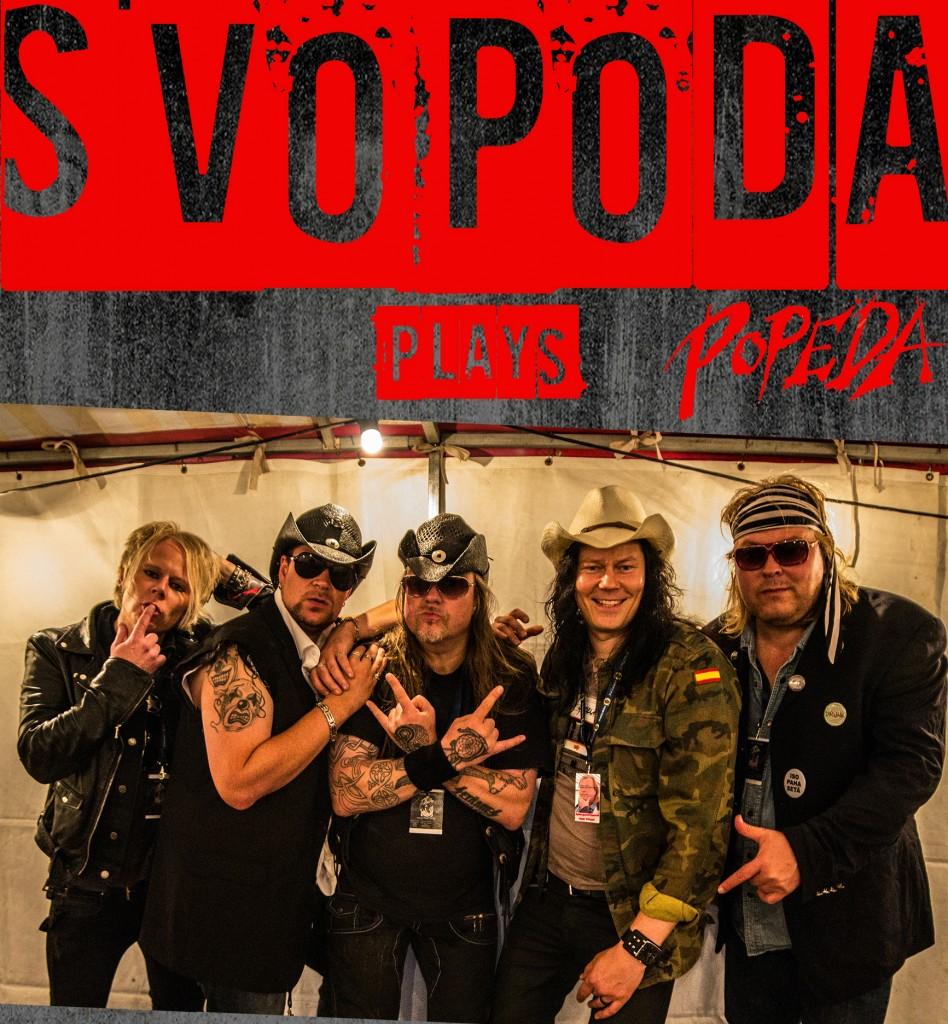 Svoboda Plays Popeda