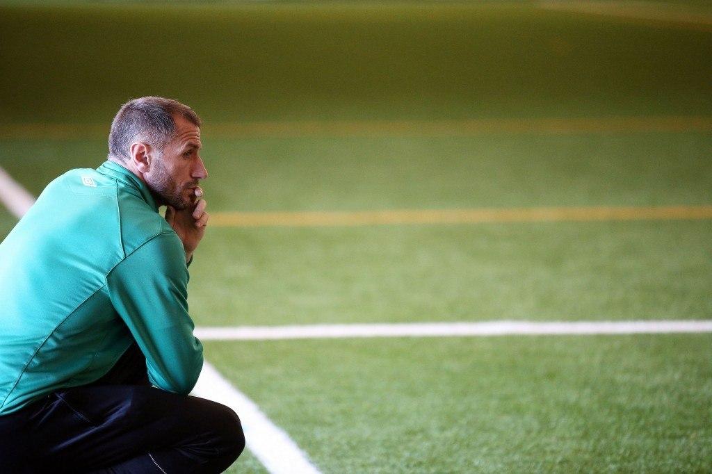 Shefki Kuqin luotsaama FC Honka on aloittanut kauden jopa liian hyvin (Alloverpress)
