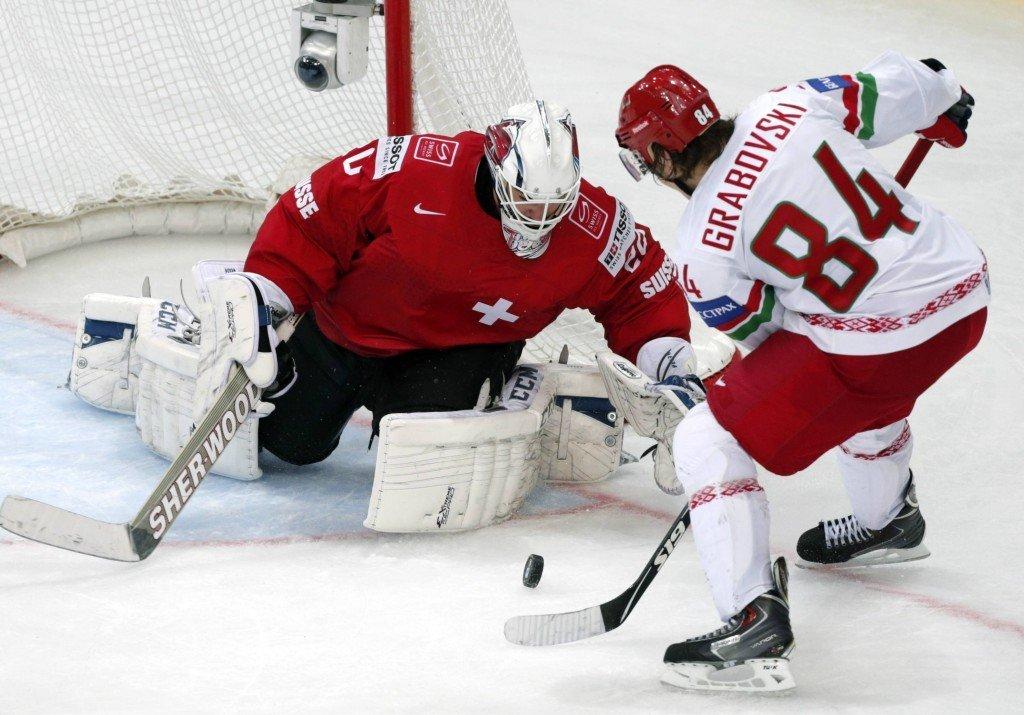 Mihail Grabovski on syttynyt todella hurjaan suositukseen. (Alloverpress)
