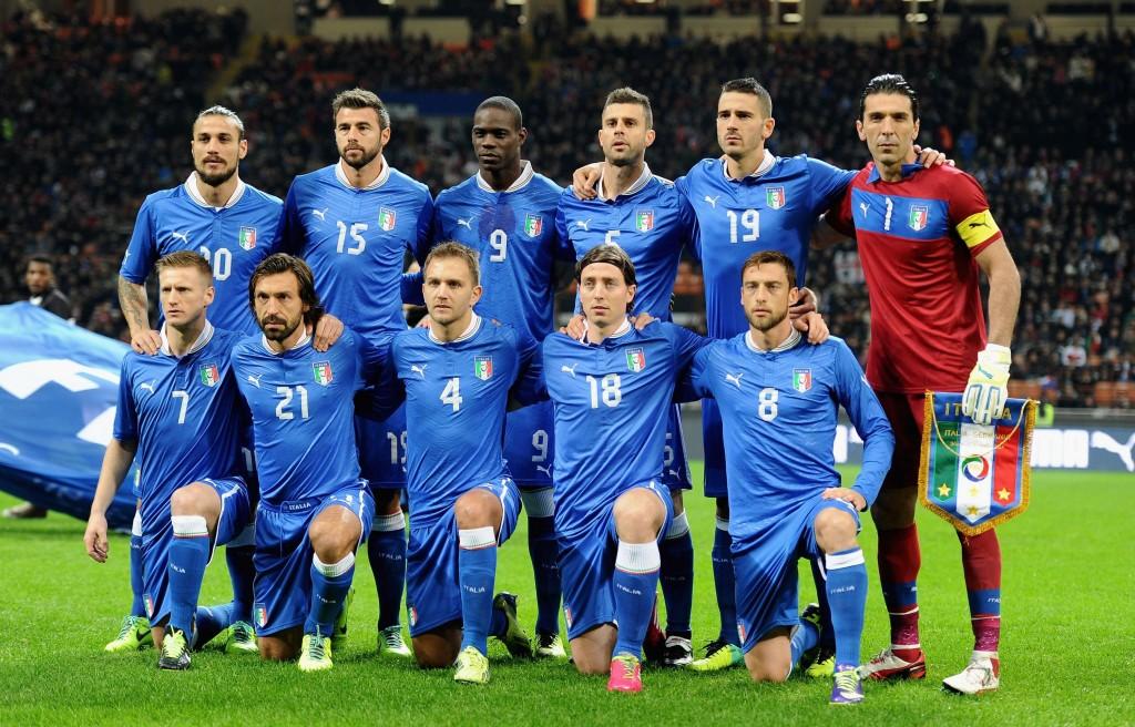 Perinteinen menestysmaa Italia lähtee kisoihin maltillisin odotuksin. (Getty)