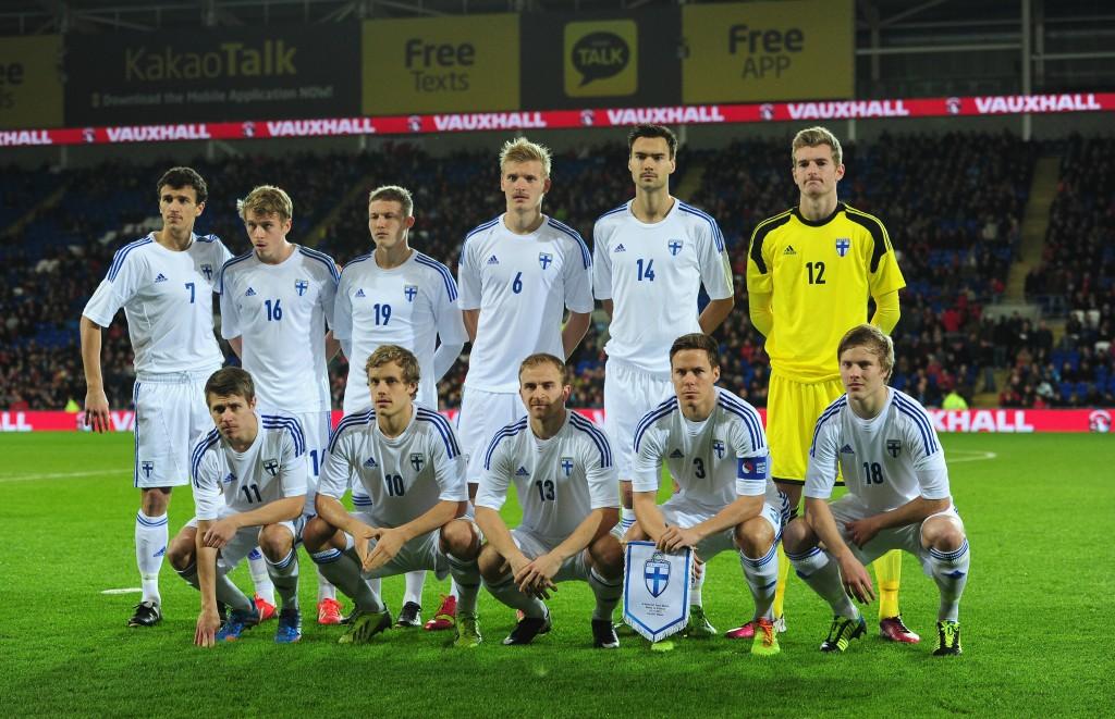 Huuhkajat kohtaavat Baltic Cupissa ensiksi Liettuan (Getty)