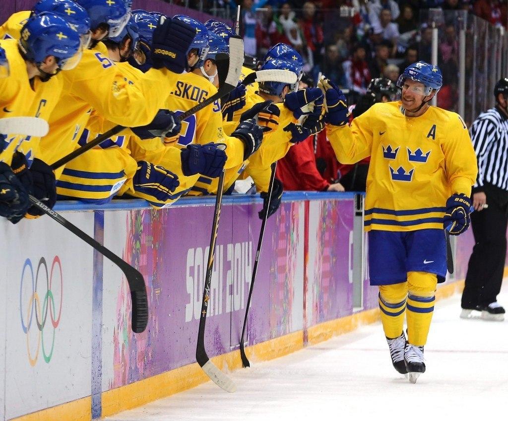 Ruotsin joukkue on tänä vuonna haasteellisessa tilanteessa (Getty)