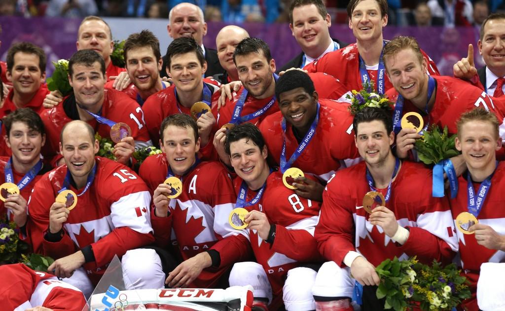 Jatkuuko Team Kanadan vuosi kultaisena ilman 99% näistä miehistä? (Getty)