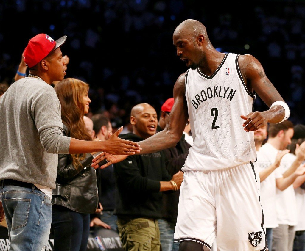KG heittää femmat muuan Jay-Z:lle (Getty)