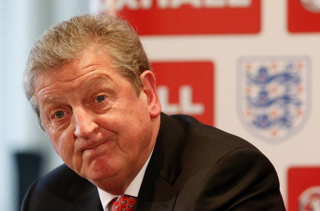 Roy Hodgson valitsi miehistönsä MM-kisoihin. Tiukkaa tekee (Getty)
