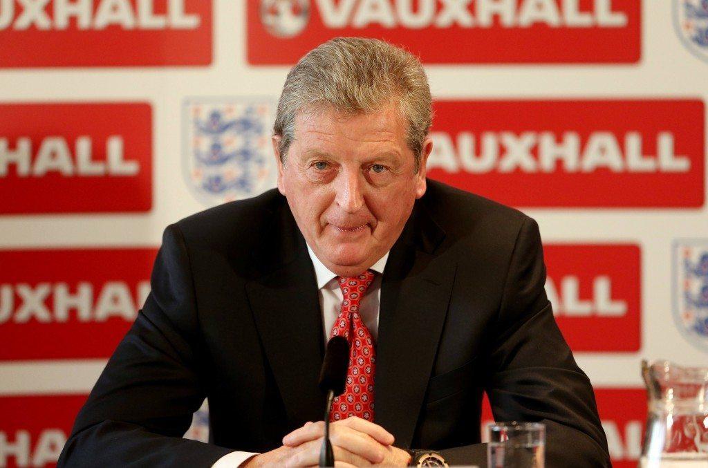 Huuhkajat EM-kisojen kynnykselle vienyt Roy Hodgson koittaa päättää Englannin 52 vuoden kuivan kauden viemällä joukkueen kisoissa aina päätyyn saakka. (Getty)