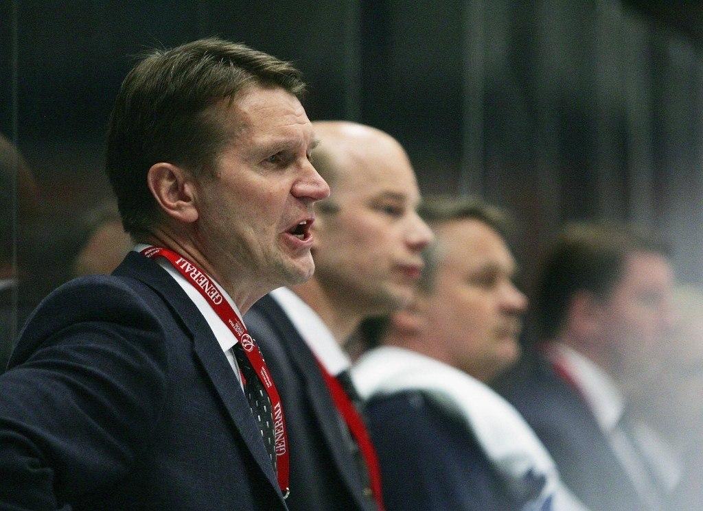 Erkka Westerlund valmentaa ensi kaudella KHL-Jokereita (Getty)