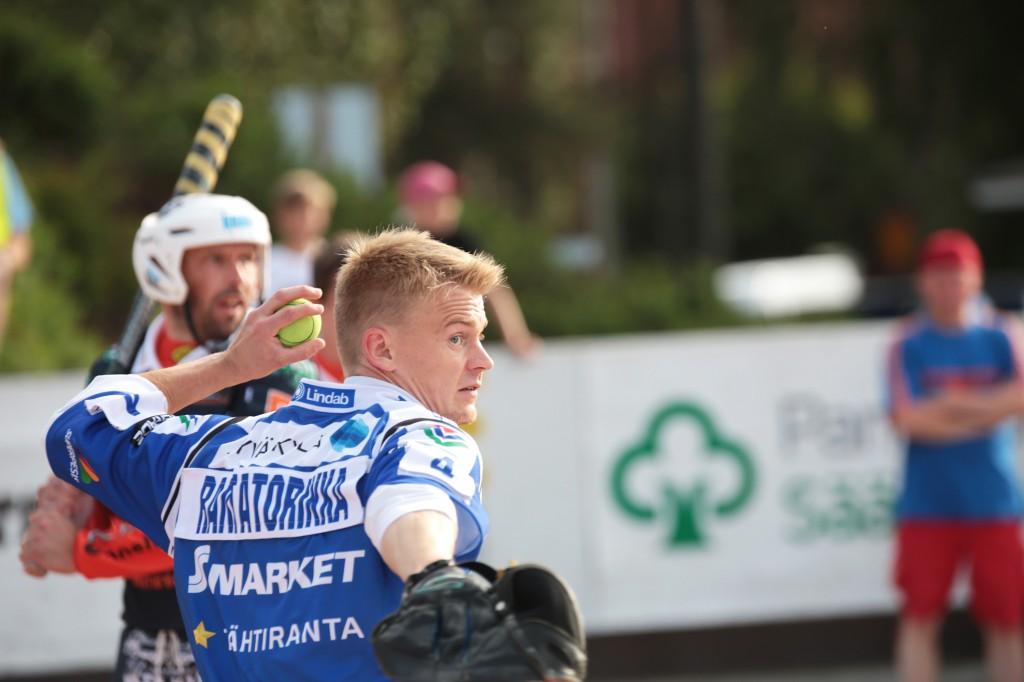 Taneli Rantatorikan pysyminen joukkueessa oli Kirille loistava uutinen (Juha Levonen)