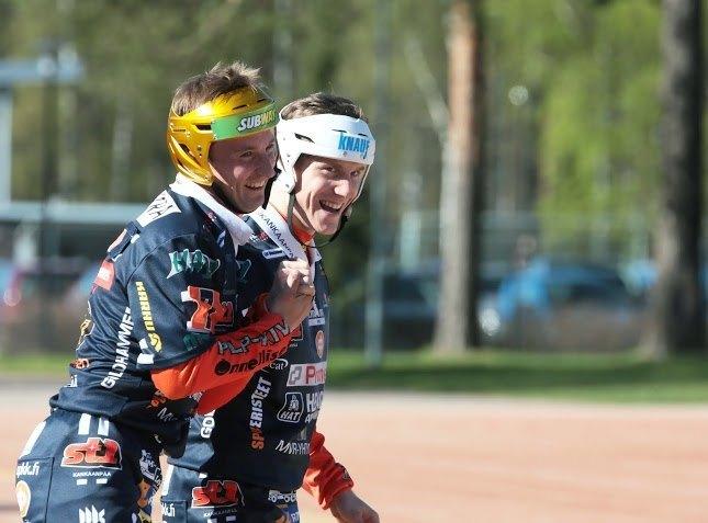 Juhliiko KaMa tänään Kitrolla? (Juha Levonen)