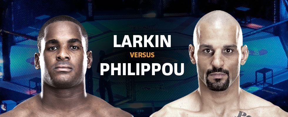 larkin-vs-philippou-ufc-fight-night-40