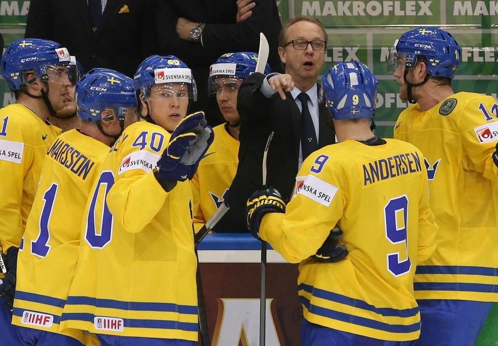 Jatkuuko Ruotsin löysäily Slovakiaa vastaan?