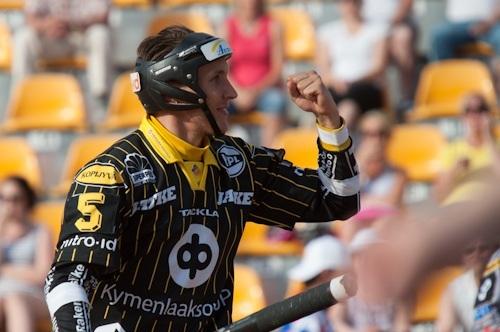 Kouvola joutuu kovaan testiin heti alussa, kun se matkaa Joensuun vieraaksi (Jukka Rasimus/Harri Liekonen/KPL)