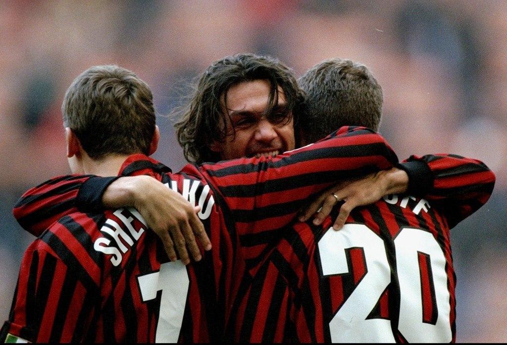 HJK:n legendat käyvät perjantaina AC Milanin legendojen kimppuun (Getty)